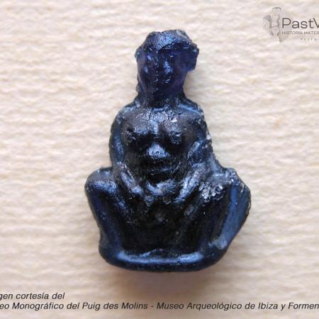 Amuleto propiciatorio del buen parto