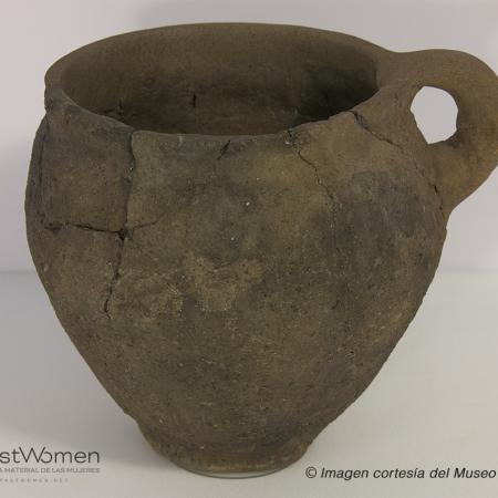Olla de cerámica de cocina