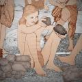 La tecnología lítica. Paleolítico. Ilustración: Andrés Marín