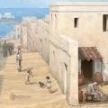 Comunidades fenicias y púnicas. Ilustrado por ªRU-MOR