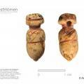 Pendentif en forme de gland