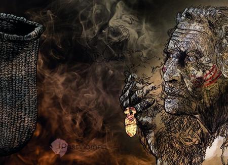 F0000000856_anciana_neolitica_y_cesteria._ilustracion_de_esperanza_martin_e_inaki_dieguez.jpg