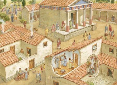 Colonias griegas del Mediterráneo occidental. Ilustración: Francesc Ràfols
